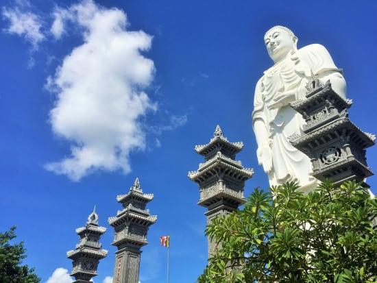 Dai Tong Lam Tu Pagoda