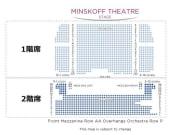 ミンスコフ劇場座席表