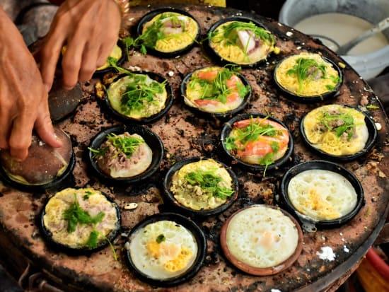 Nha Trang Food Tour Rice Pancake