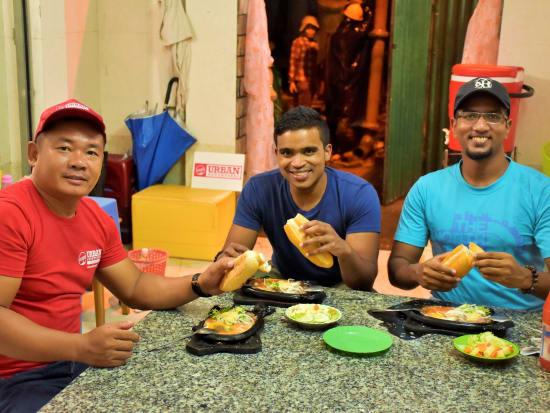Bo ne beef in Nha Trang Food Tour