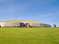 Newgrange, a 5000-year-old passage tomb