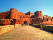 Agra Fort shutterstock_99873773