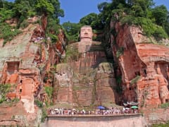China_Leshan Giant Buddha_shutterstock_197940701