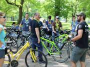 UB Central Park Bike Tour - The Mall