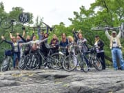 CentralParkSightseeing_BikeTour_OverlookRock