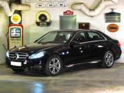 Mercedes Class E Sedan