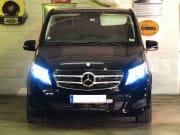 Mercedes Class V Minivan (1)