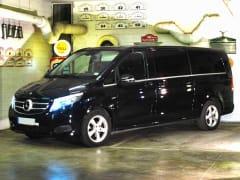 Mercedes Class V Minivan (2)