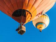 Hot air balloon ride in Prague (2)