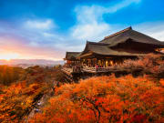 Japan_Kyoto_kiyomizudera_Temple_Autumn_Foliage_Dusk_shutterstock_323217077