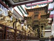 Hangzhou_Lingyin_Temple_500_Luohan_shutterstock_27756160
