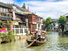 China_Shanghai_Zhujiajiao_Water_Town_shutterstock_461564386