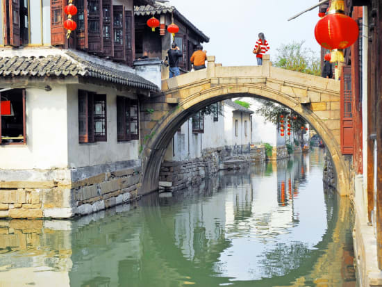 China_Shanghai_ Zhouzhuang_Village_shutterstock_38737510