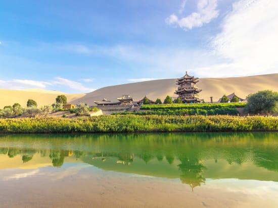 China_Dunhuang_Yueyaquan_shutterstock_601735739