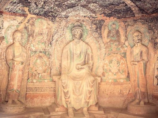 China_Dunhuang_Bingling_Temple Grottoes_shutterstock_734622415