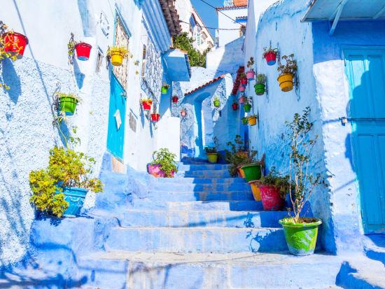 Morocco_Chefchaouen_shutterstock_548825320 - コピー - コピー