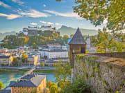 Austria, Salzburg, Old Town