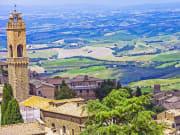 Italy, Tuscany, Montalcino