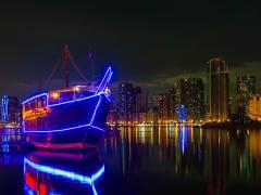 Dubai Creek Dhow Dinner Cruise (3)