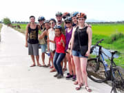 bike tour of hoi an