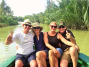 Thu Bon River cruise
