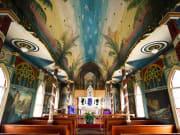Painted church Kau_Big_Island_shutterstock_43891852