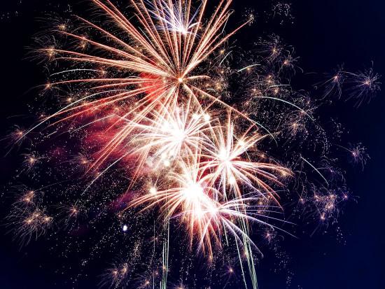 Fireworks, Rovaniemi