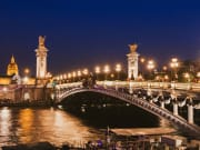 Seine River at night (1)