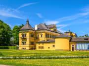 Austria, Salzburg, Schloss Hellbrunn Palace Garden