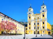 Salzburg The_Basilika_St._Michael_Mondsee