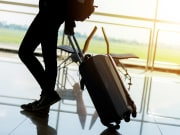 Airport, Transfer, luggage, traveller
