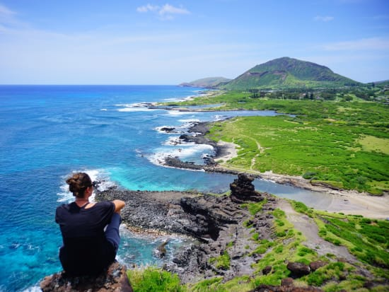 Oahu Private Island Tour Southeast Coast Line Scenic Route Oahu