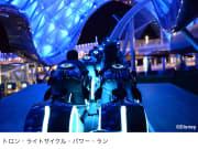 トロン・ライトサイクル・パワー・ラン
