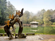 Two Sisters Pond, Alishan National Scenic Area