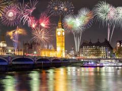 London New Years Eve Cruise Dinner (1)