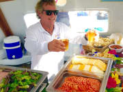Snorkel Cruise Buffet