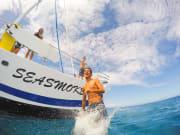Ocean Sports Snorkel Cruise