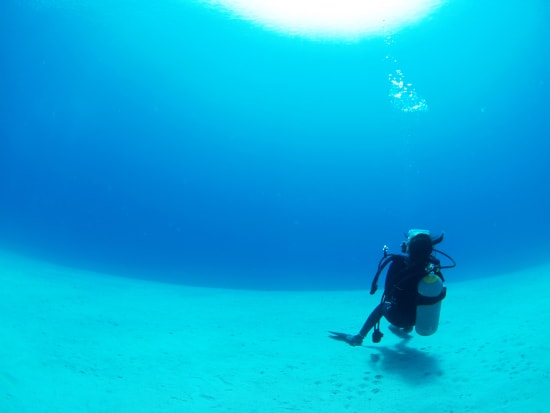 Okinawa Kerama Islands snorkeling and scuba diving