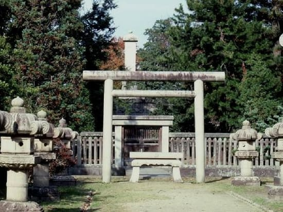 yukari前田利長墓所