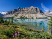 Canada_Alberta_Banff-National-Park_Bow-Lake_shutterstock_1043344399