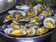 Ho Chi Minh food tour shellfish delicacy