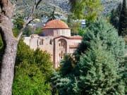 Greece, The Daphni Monastery