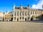 Belgium_Bruges_City_Hall_shutterstock_629892200