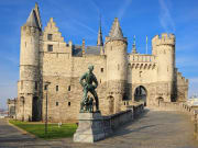 Belgium_Antwerp_Het_Steen