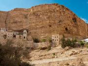 Israel_Jericho_Mount_of_Temptation_shutterstock_588626294