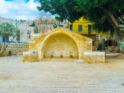 Israel_Nazareth_The_Mary's_Well_shutterstock_401348044