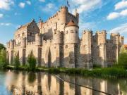 Belgium_Bruges_Castle_of_Counts