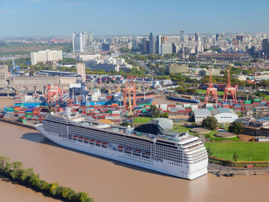 Argentina_Port of Buenos Aires