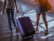 France, Paris, Private transfer, Luggage
