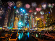 Dubai New Year Speed Boat Tour